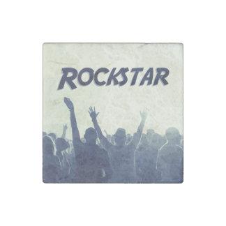 Sie sind ein Rockstar! Steinmagnet