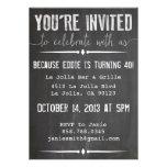 Sie sind eingeladene Tafel-Einladung
