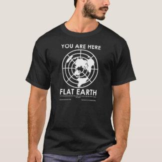 SIE SIND HIER - FLACHER ERDT - Shirt
