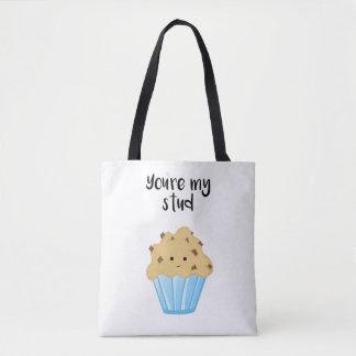 Sie sind mein Bolzen MUFFIN - Taschen-Tasche Tasche