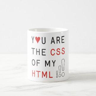 Sie sind mein CSS Kaffeetasse