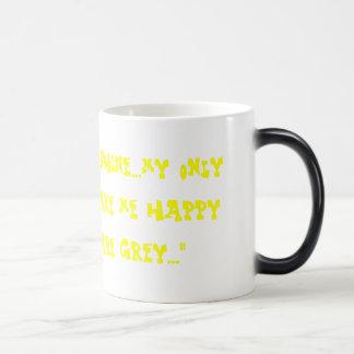 """""""Sie sind mein Sonnenschein…"""" Kaffee-Tasse Verwandlungstasse"""