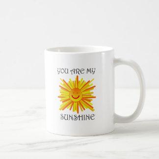 Sie sind mein Sonnenschein Kaffeetassen