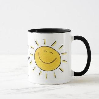 Sie sind mein Sonnenschein! Tasse