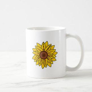 Sie sind mein Sonnenschein Kaffeetasse