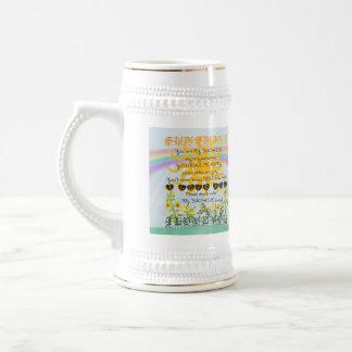 Sie sind mein Sonnenschein Teetasse