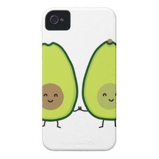 Sie sind meine PERFEKTE HÄLFTE, AVOCADO iPhone 4 Case-Mate Hüllen