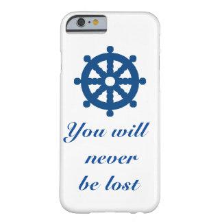 Sie sind nie - Glück verloren Barely There iPhone 6 Hülle