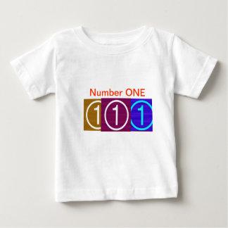 Sie sind NR. EINE - Durchführer in der Baby T-shirt