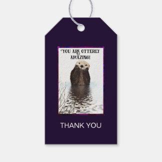 Sie sind Otterly, das fantastischer niedlicher Geschenkanhänger