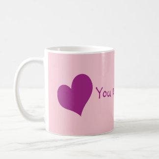 Sie sind schöne Tasse