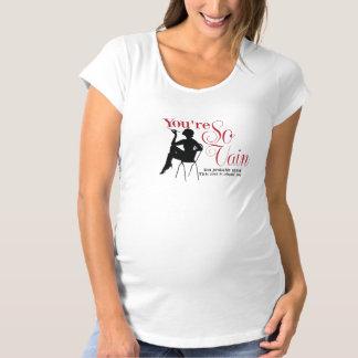 Sie sind so nichtig schwangerschafts T-Shirt