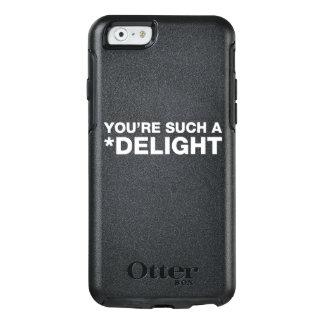 SIE sind SOLCH EINE FREUDE - WEISSER KASTEN OtterBox iPhone 6/6s Hülle