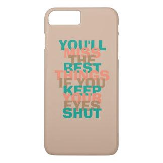 Sie verfehlen die besten Sachen iPhone 8 Plus/7 Plus Hülle