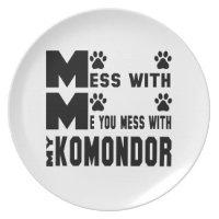 Sie verwirren mit meinem Komondor