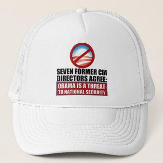 Sieben ehemalige CIA Direktoren Truckerkappe