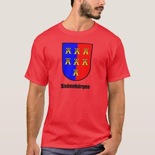 """Siebenbürger Sachsen """"Siebenbürgen"""" T-Shirt"""