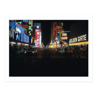 Siebzigerjahre Las Vegas, Nevada Vintag Postkarte