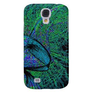Siebzigerjahre shroom Liebe Galaxy S4 Hülle
