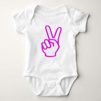 Sieg-Sieger-Erfolgs-Symbol-motivierend Kunstspaß Baby Strampler