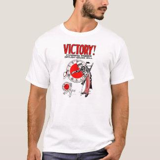 Sieg! Tageslicht-Sparungs-Zeit T-Shirt