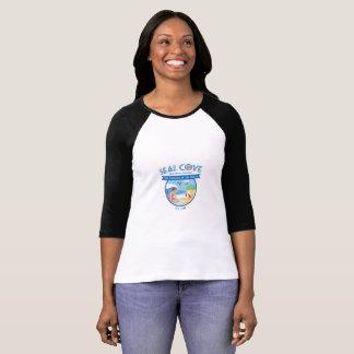 Siegel-Buchtraglan-T - Shirt