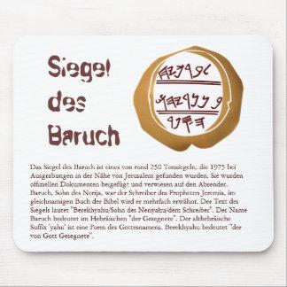 Siegel des Baruch Mauspad