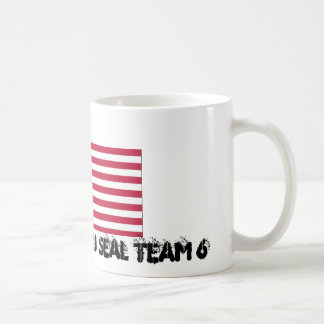Siegel-Team 6 Tasse