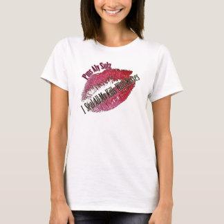 Siegel-Tötungen mit Küssen! T-Shirt