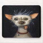 Sieger des hässlichen Hundewettbewerbs 2011 Mousepads