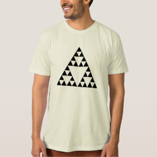 Sierpinski Dreieck Tshirt