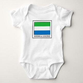 Sierra Leone Baby Strampler
