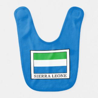 Sierra Leone Babylätzchen