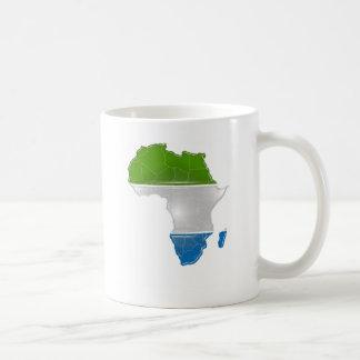 Sierra Leone Kaffeetasse