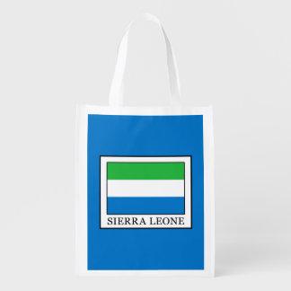 Sierra Leone Wiederverwendbare Einkaufstasche