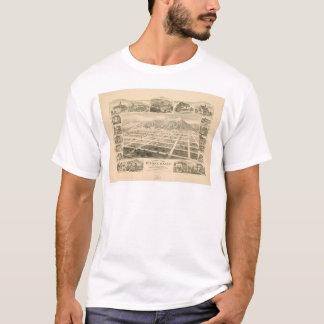 Sierra Madre, Kalifornien (1617A) T-Shirt