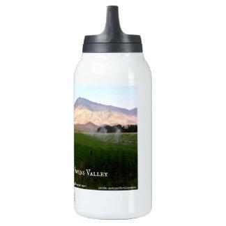 Sierra Nevada nahe Bischof, CA Isolierte Flasche