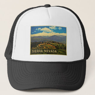 Sierra Nevada Spanien Truckerkappe