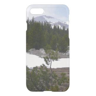 Sierra Nevadaberge und -schnee bei Yosemite iPhone 8/7 Hülle