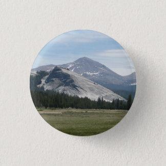 Sierra Yosemite Nationalpark Nevada-Bergiii Runder Button 3,2 Cm