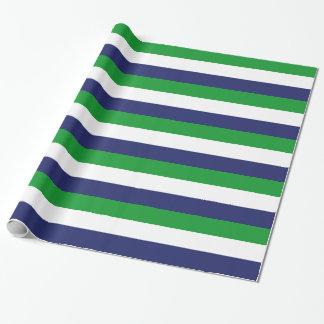 Sierraleoa Flagge Geschenkpapier