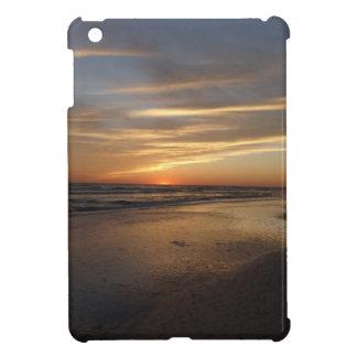 Siesta-Schlüsselstrand-Sonnenuntergang iPad Mini Cover
