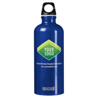 SIGG blaue Reise-Wasser-Flasche .6L mit Aluminiumwasserflasche