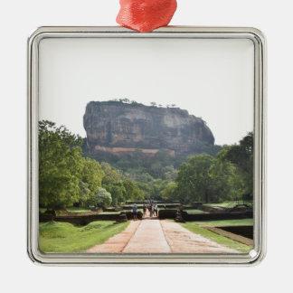 Sigiriya Sri Lanka Silbernes Ornament