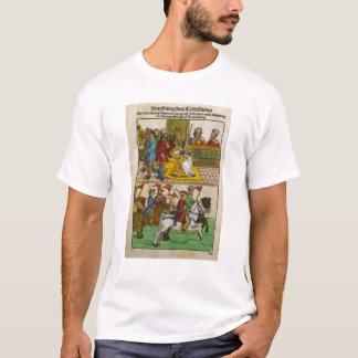 Sigismund am Rat von Constance T-Shirt