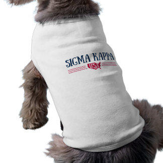 Sigma-Kappa USA Shirt
