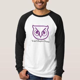 Sigma-PU-Eulen-Farbe T-Shirt