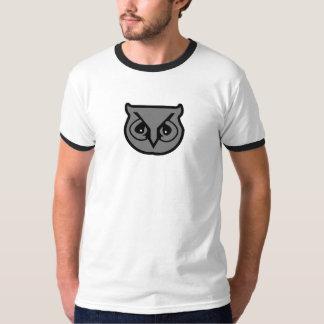 Sigma-PU-Eulen-Grau T-Shirt