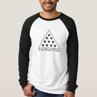 Sigma-PU-Pyramide B+W T-Shirt