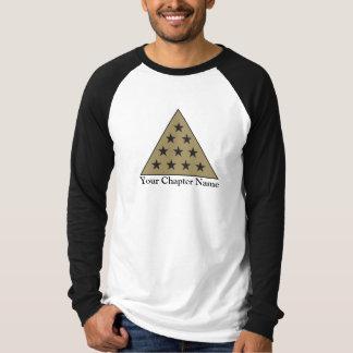 Sigma-PU-Pyramide-Gold T-Shirt